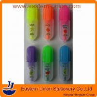 Buy cheap Mini Highlighter permanent marker pen,scented mini marker from wholesalers