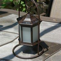 Buy cheap Outdoor solar table lamp with ray sensor from wholesalers