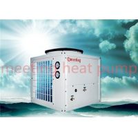 Buy cheap Meeting 12KW Air-cooled module Trinity Air source heat pump hot water unit Hot water heating air conditioning unit from wholesalers