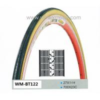 Buy cheap bicycle tyre/bicycle tire 27x1 1/4 700X23C from wholesalers