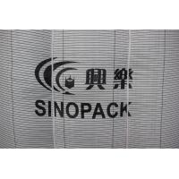 Quality Baffle Conductive Industrial Bulk Bags Anti - Sifting For Flammable Goods for sale