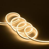 Buy cheap 10 Mm X 20mm Soft Neon Rope Light Flex Tube AC220V-240V With EU Plug from wholesalers