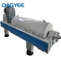 Buy cheap 50m3/h Drilling Mud Decanter Centrifuge from wholesalers