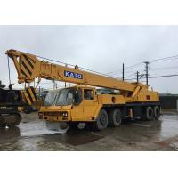 Buy cheap 2007 Year 40T Used Truck Crane KATO NK400E 40T for Construction / Building from wholesalers