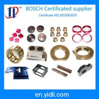 Aluminum Machining Parts with high quality surface treatment