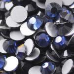 Buy cheap Dark blue DMC hot fix rhinestone from wholesalers