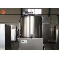 Buy cheap Large Capacity Milk Processing Machine Beer Flash Pasteurizer 1 Year Warranty from wholesalers