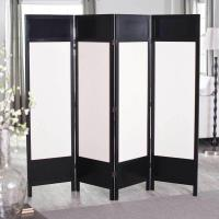 Hot-selling 4 Cloth Panels Folding Room Screens Divider Indoor Water Fountain Manufactures