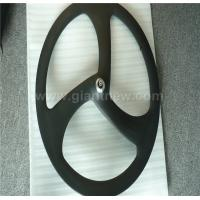 Buy cheap bicycle wheel,carbon wheel,3-Spoke Carbon Wheel 700c from wholesalers