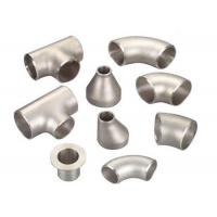 Buy cheap Din 1.4404 / Uns S31603 Stainless Steel Tube Fittings Excellent Strength from wholesalers