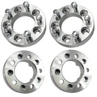Buy cheap 32mm Wheel Spacers Adapters 5x4.5 to 5x5 | 1.25 Thick | 12x1.5 Studs from wholesalers