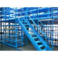 Buy cheap Warehouse Rack Supported Mezzanine For Small / Medium Sized Goods from wholesalers