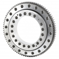 Buy cheap RKS.061.25.1644 SKF Slewing bearing with external gear ,1536x1791x68mm from wholesalers