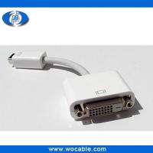 China Mini DVI to DVI Cable, Mini DVI Male to DVI Female Cable, Mini DVI M to DVI F Cable on sale