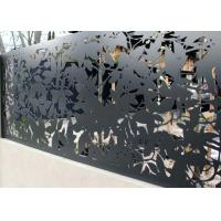 Buy cheap Lightning Protection Steel Screen Panels , Heat Preservation Decorative Steel Sheets from wholesalers