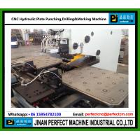 Wholesale China CNC Hydraulic Plate Punching& Drilling Machine Tower Manufacturing Machine Supplier (PPD103) from china suppliers