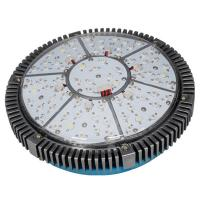 Buy cheap Full Spectrum 144W Ufo Grow Light 3W Chip For Indoor Plants Hydroponic System Medical M.J from wholesalers