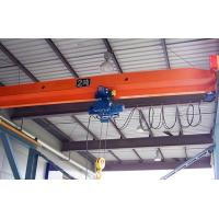 Wholesale Single Beam Mobile Industrial Overhead Cranes Lifting Devices With End Beams 20 Ton from china suppliers