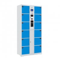 Buy cheap Muchnn Intelligent Luggage Steel Electronic Safe Locker from wholesalers