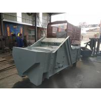 Buy cheap Good Quality  1-5  layers  linear motion vibration screen classifier for plastic crusher separating from wholesalers