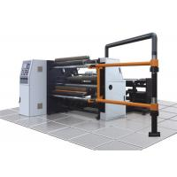 Wholesale Paper / Plastic Film Slitting And Rewinding Machine For PET PVC And Package Industry from china suppliers