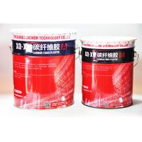 China Eco Friendly Epoxy Resin Glue , Waterproof Epoxy Glue For Substrate Concrete on sale