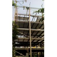 Buy cheap High Rise Steel Structures , Painting Galvanized Construction Steel Structure from wholesalers