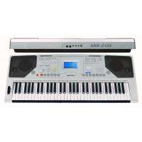 Wholesale 61 KEYS Hot sale Professional Electronic keyboard Piano touch response and MIDI out ARK-2188 from china suppliers