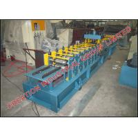 Buy cheap Galvanised Steel Rolling Shutter Strip Making Machine For Roller Doors from wholesalers