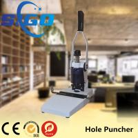 Buy cheap T30 hole punching machine hole puncher singel hole puncher office use factory supply from wholesalers