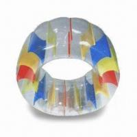 Buy cheap Inflatable Roller in Mini Size, with 0.25mm PVC Thickness, OEM Orders are Accepted product