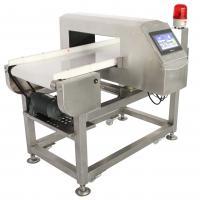 Buy cheap Conveyor Metal Detector For Frozen Food Industry , Frequency Adjustable product