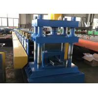 Buy cheap Frame And Roofing Roll Forming Machine Shipping Container House Post from wholesalers