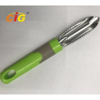 Wholesale 3 in 1 Comfort Grip Stainless Steel Potato Slicer Vegetable Fruit Peeler Garments Accessories from china suppliers