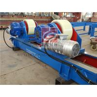 Lead Screw Adjustable Welding Rotator for Wind Tower Production Line Manufactures