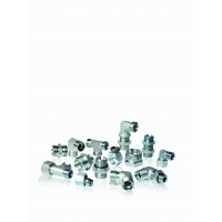 Buy cheap Stainless Steel Swivel Jic Female Hydraulic Hose Crimp Fittings from wholesalers