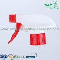 Buy cheap Water Mist Plastic Trigger Pump Sprayer , 28 / 410 Home Cleaning PP Hand Pump from wholesalers