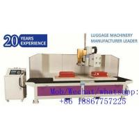 Buy cheap Luggage Suitcase Cutting & Hole Puncher Machine in Production Line from wholesalers
