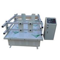 25.4 mm Amplitude 100 - 300 RPM Frequency Transport Vibration Test Equipment Manufactures