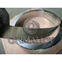 Wholesale German Silver Nickel Silver Strip CuNi18Zn20 Alloy For Jewelry / Antenna from china suppliers