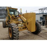 Buy cheap Diesel Engine Used Cat 140k Motor Grader For Construction Farm Work from wholesalers