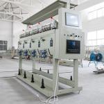 Buy cheap Polyester Nylon Cotton Yarn Winding Machine , Fabric Winding Machine Arranged Tightly from wholesalers