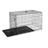 Buy cheap Metal wire shelving cage for Pets Crate with Single-Door & Double-Door from wholesalers