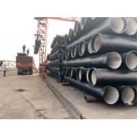 Wholesale K789 C253040 Class Ductile Iron Pipe Cement Lined BSEN598 BSEN545 6M 5.7M from china suppliers