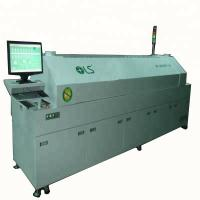 Buy cheap PC Control SMT Reflow Oven High Performance With Conveyor Rail Option from wholesalers