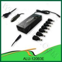 Buy cheap Factory Supply Home/car Use Universal Laptop  Charger - 120w Ac/dc from wholesalers