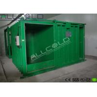 Broccoli Vacuum Pre Cooling System 1000KG PeR40r Cycle R404A / 7C Refrigerants