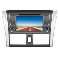 Buy cheap Toyota Car DVD Player For Toyota Vios 2014 , DVD Auto Player With Amplifier / Real Time Clock Function from wholesalers