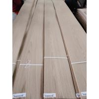 China 1.2mm American White Oak Natural Wood Veneer for Furniture Door Panel Furnishings from www.shunfang-veneer.com on sale