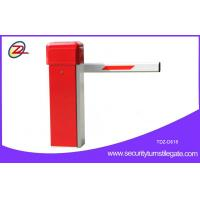Heavy duty RFID vehicle barrier gate Arms with 5 Million operating times Manufactures